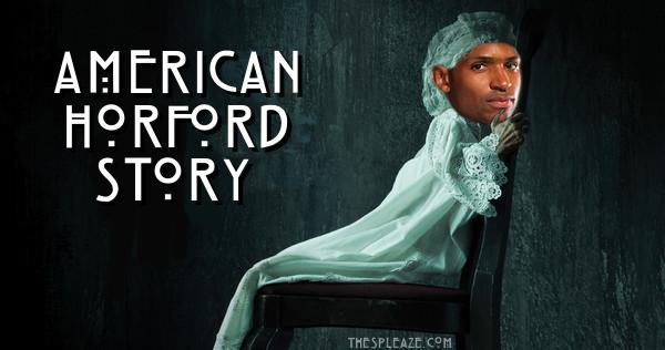 Al Horford, American Horror Story meme.